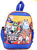Детский рюкзак 039 R.Bots blue-orange Рюкзаки детские купить недорого в Украине