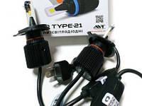 Светодиодные лампы H4 Cyclon type21/LED-CREE/12-24V/30W/4500Lm/5000K