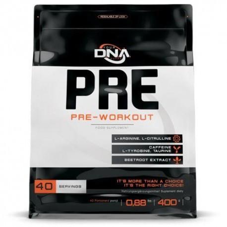 DNA pre-workout 400 g.
