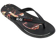 Мужские вьетнамки Rider Bands ACDC Thong man slipper