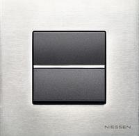 Розетки и выключатели ABB Niessen Zenit (Испания)