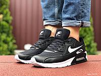 Кроссовки мужские в стиле 9478 Nike Air Max 90 чорно білі