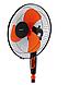 Напольный вентилятор Domotec MS-1619 3 режима Orange, фото 2