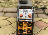 Сварочный инвертор плазморез аргон Procraft Industrial TMC-300 (CUT+TIG+MMA), фото 4