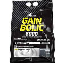Гейнер GAIN BOLIC 6000 1000 г Вкус: Банан