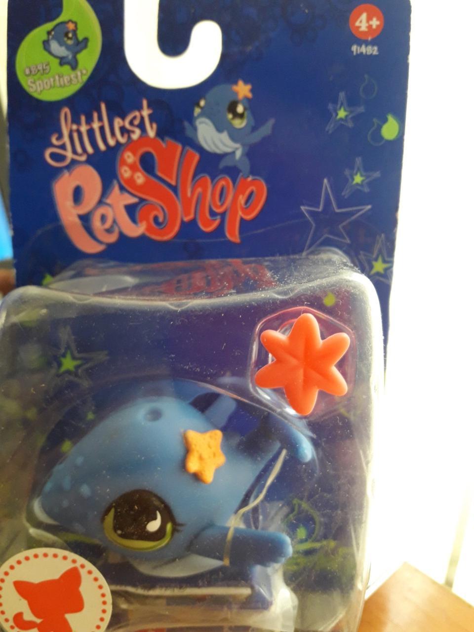 Hasbro Lps Littlest Pet Shop кит-895 игровой набор - lps старая коллекция 2008 год