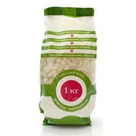 Соль для ванны ELENSEE Натуральная Морская 1 кг