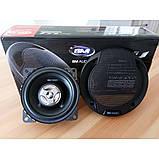 Автомобильная акустика 10см BOSCHMANN BM AUDIO XW-432FR 230W 2х полосная, фото 2