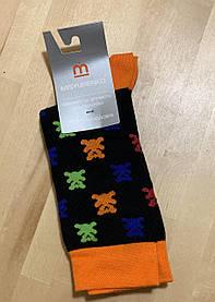 Шкарпетки чоловічі з малюнком