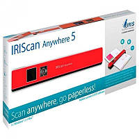 Сканер IRISCan Anywhere 5 Red (458843)