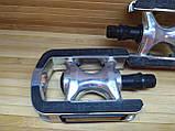 Педалі велосипедні алюмінієві для гірського велосипеда, фото 4