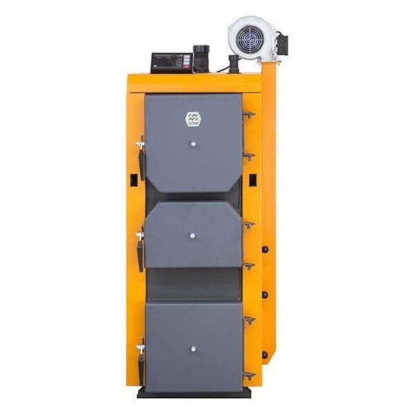 Твердотопливный котел DTM Turbo 24 кВт