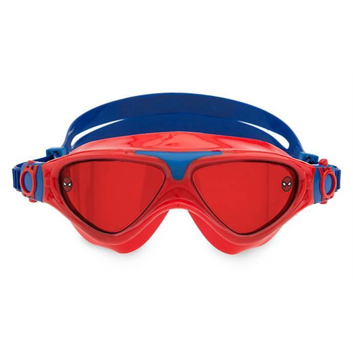 Очки для плавания детские Спайдермен