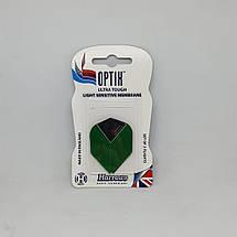 Оперение для дротиков дартс Optix Harrows 6 штук, фото 3