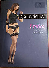 GARTER SET BLUE NIGHT