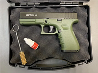 Пистолет стартовый Retay G17 TAN, фото 1