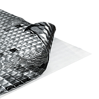 Шумоізоляція Авто Acoustics Alumat 2,2 50х70 см Обесшумка Віброізоляція Шумка Шумоізоляція Виброшумоизоляция, фото 1