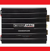 Boschman BM Audio XW-F4399 1700W 4-х канальный Автомобильный усилитель звука