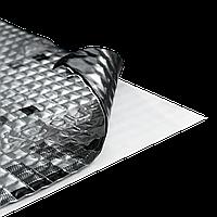 Шумоізоляція Авто Acoustics Alumat 4.0 50х37 см Обесшумка Віброізоляція Шумка Шумоізоляція Виброшумоизоляция, фото 1