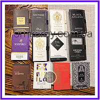 Пробники духов 2 мл. Tobacco Vanille, Sauvage, Andromeda, Black Afgano, Erba Pura, Kirke, Good Girl, Aventus