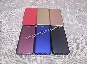Кожаный чехол книжка Elegant для Xiaomi (Ксиоми) Mi Note 10 Lite