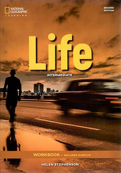 Life 2nd Edition Intermediate Workbook without Key and Audio CD