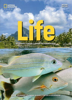 Life 2nd Edition Upper-Intermediate student's Book