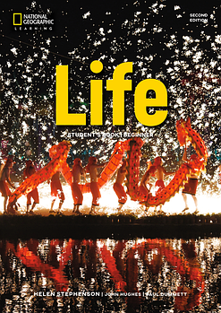 Life 2nd Edition Beginner Student's Book with App Code
