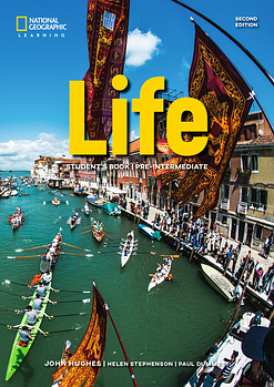 Life 2nd Edition Pre-Intermediate student's Book with App Code