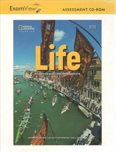 Life 2nd Edition Pre-Intermediate ExamView CD-ROM