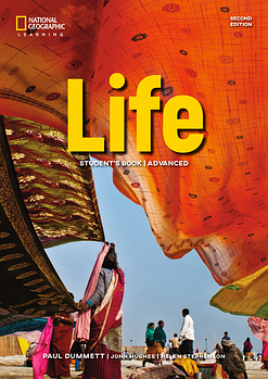 Life 2nd Edition Advanced Student's Book with App Code