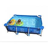 Бассейн каркасный Intex 28270 Rectangular Frame Pool, фото 3