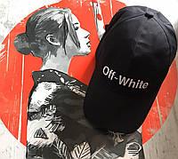 Кепка коттоновая Off-White мужская / женская летняя, фото 1