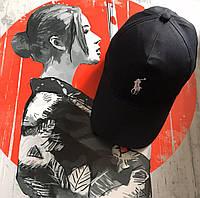 Кепка коттоновая Ralph Lauren zipp мужская / женская летняя