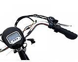Электровелосипед дорожный трехколесный 24 Kelb.Bike 250W+PAS, фото 3