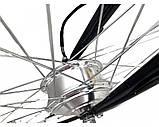 Электровелосипед дорожный трехколесный 24 Kelb.Bike 250W+PAS, фото 4