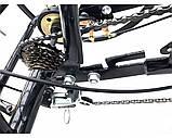 Электровелосипед дорожный трехколесный 24 Kelb.Bike 250W+PAS, фото 7
