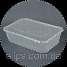 Судок 0.5 л пластиковый пищевой. Доставка по Украине!