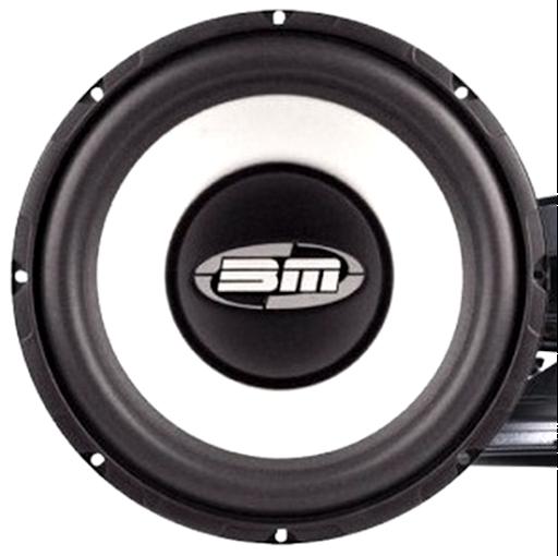 Сабвуфер Boschmann BM Audio V-1040XYB 400W 10 дюймов