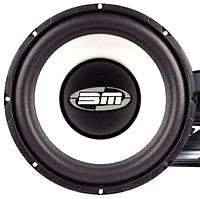 Сабвуфер Boschmann BM Audio V-1040XYB 400W 10 дюймов, фото 1