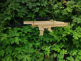 Бойова Штурмова Гвинтівка макет з дерева, фото 6
