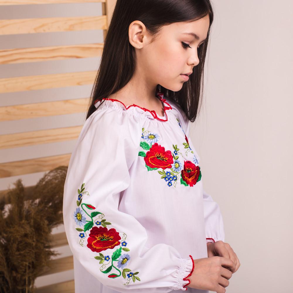 Дитячі вишиванки для дівчинки Ранкова Роса