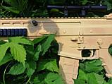 Бойова Штурмова Гвинтівка макет з дерева, фото 4