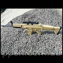 Бойова Штурмова Гвинтівка макет з дерева