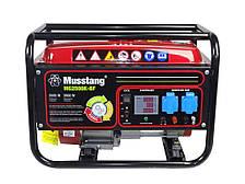 Генератор газ/бензин Musstang MG2800K (3 кВт) Дисплей