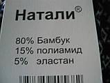 """Капри """"Натали"""" с карманами. Полубатал. р. 50-56, фото 2"""