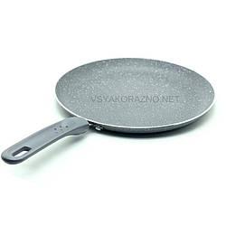 Сковорода для блинов (26 см) + лопатка в подарок / Сковорода для млинців