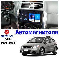 Штатная Android Магнитола на Suzuki SX4 2006-2014 Model 4G-solution (М-ССф-9-4Ж)