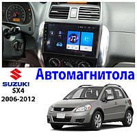 Штатна Android Магнітола на  Suzuki SX4 2006-2012 Model T3-solution (М-ССф-9-Т3)