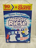 Стиральный порошок Weißer Riese универсал 7,15кг - 110 ст